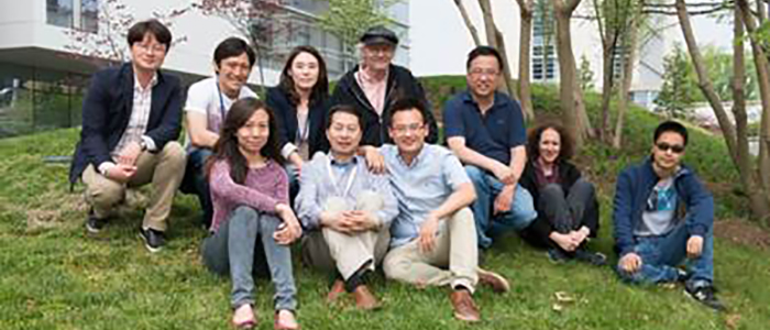 Chem & Radiochem group photo