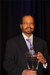 NIBIB's Roderic Pettigrew recognized for promoting science, engineering and education