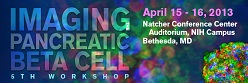 Banner for the 5th NIH/Juvenile Diabetes Research Foundation Workshop--Imaging the Pancreatic Beta Cell