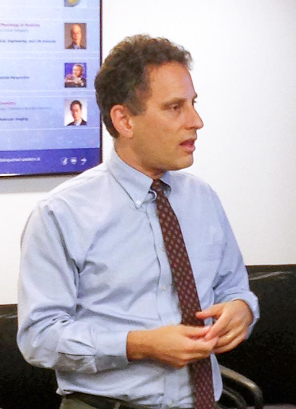 Mark Prausnitz at NIBIB