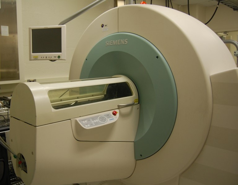 Photograph of PET/CT