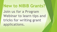 New to NIBIB Grants