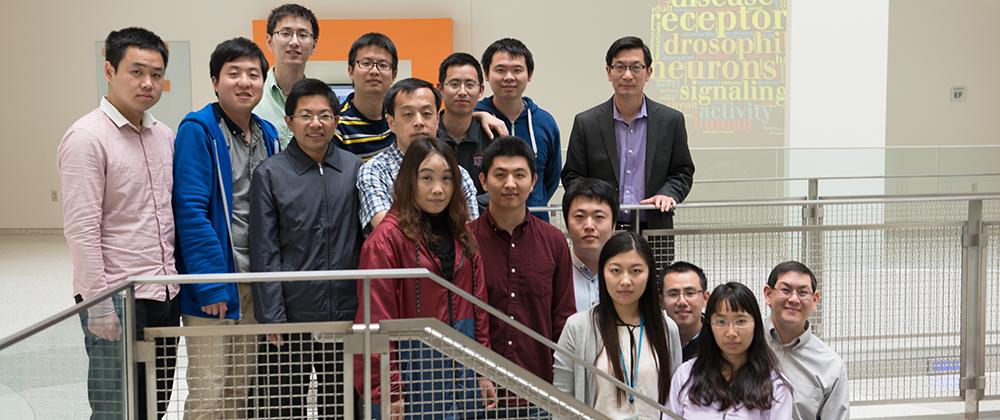 Theranostic Nanomedicine group photo