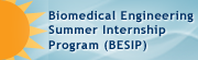 Biomedical Engineering Summer Internship Program (BESIP)