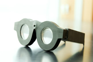 Prototype of smart glasses