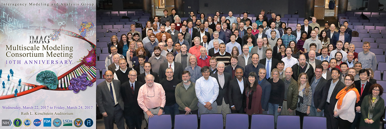 Group photo of MSM consortium at the annual meeting