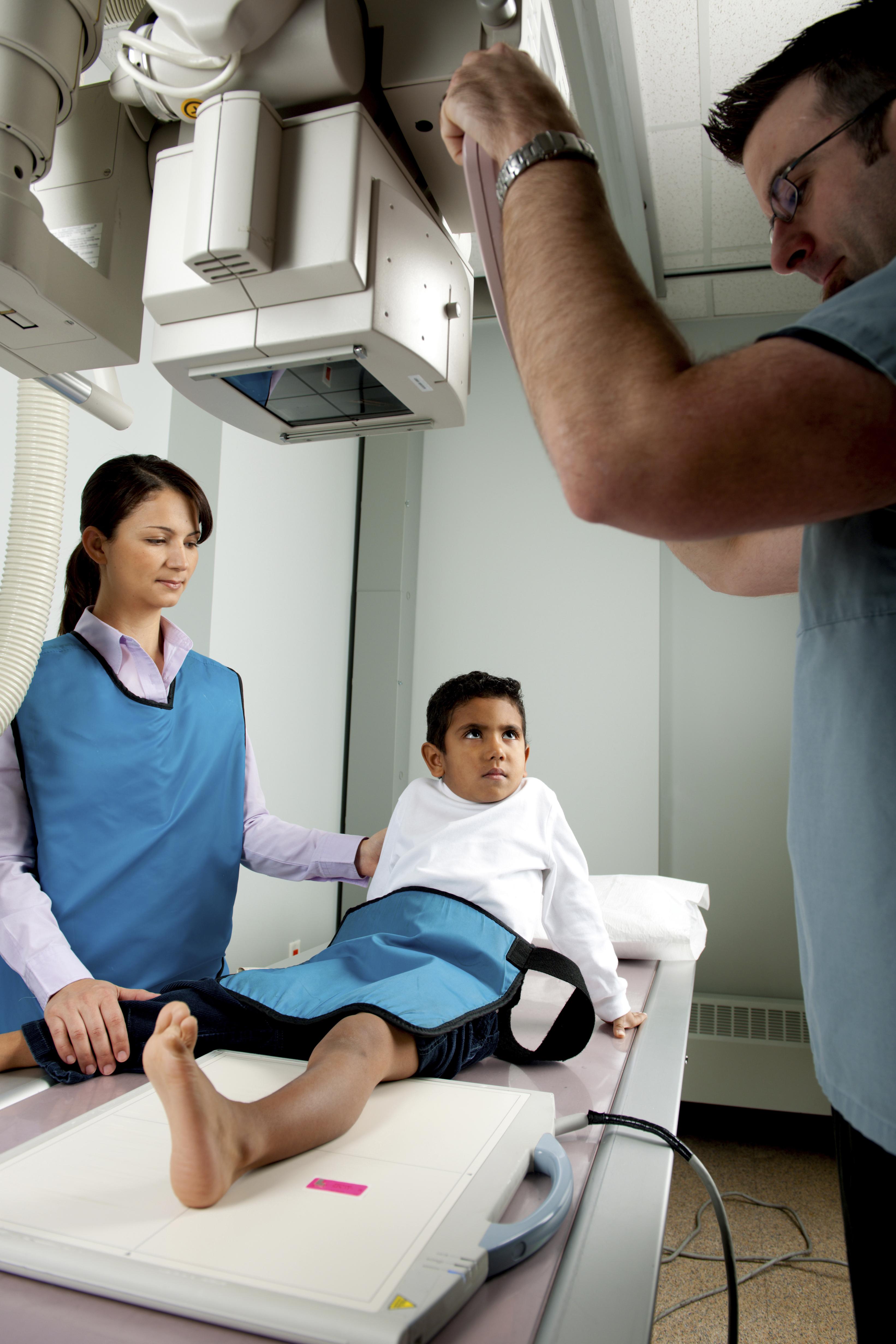 Рентген маленьким детям фото