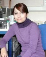 Staff photo of Maryam Raftari