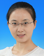 This is a staff photo of Jingjing Zhang