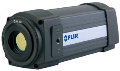 Thermal camera(FLIR SC-300)